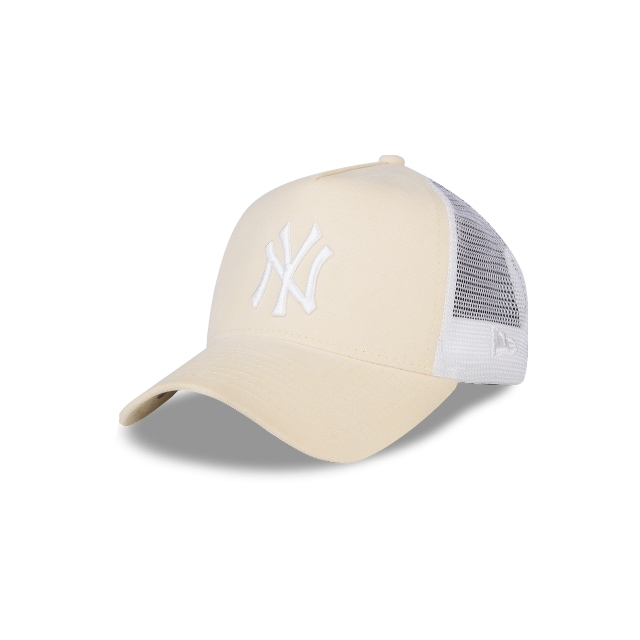 New York Yankees Micro Cord Mujer 9forty Af Strapback | New Era Cap