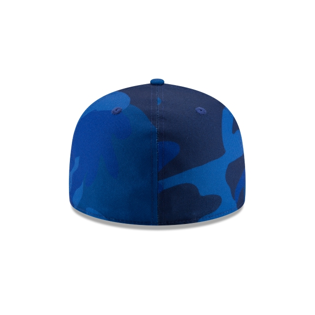 Los Angeles Dodgers Essential Camo 59FIFTY Cerrada | Gorras de Los Angeles Dodgers | New Era México