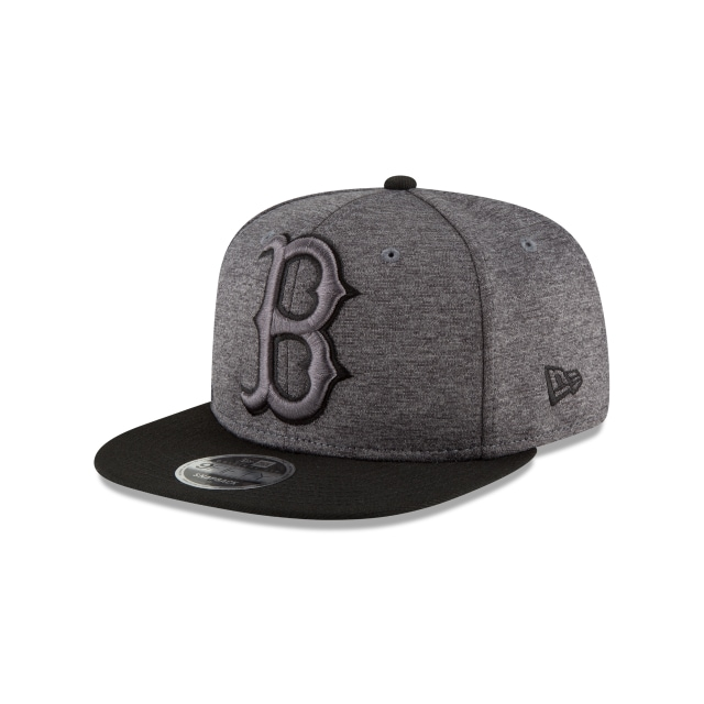 Boston Red Sox Heather Huge Snap  9fifty Of Snapback | Boston Red Sox Caps | New Era Cap