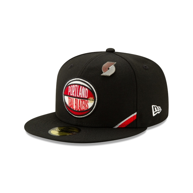Portland Trailblazers Nba Draft 2019  59fifty Cerrada | New Era Cap