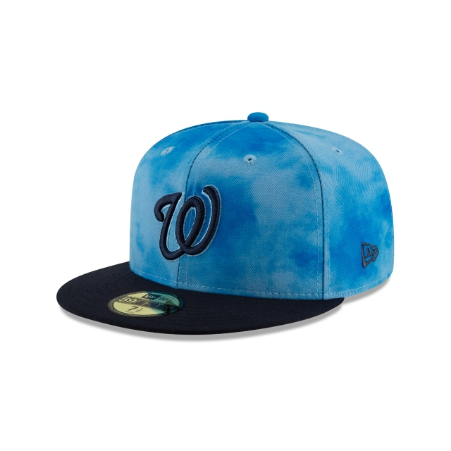 Washington Nationals Mlb Father's Day 2019  59fifty Cerrada | New Era Cap