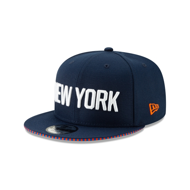 New York Knicks Nba City Series 2018  9fifty Snapback | New York Knicks Caps | New Era Cap