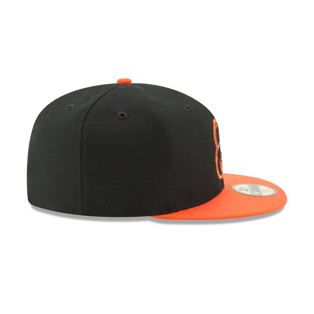Baltimore Orioles Authentic Collection 59fifty Cerrada | Baltimore Orioles Caps | New Era Cap