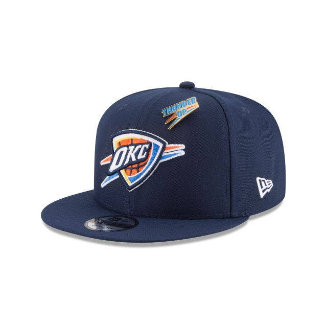 Oklahoma City Thunder Nba Draft 2018 9fifty Snapback | New Era Cap