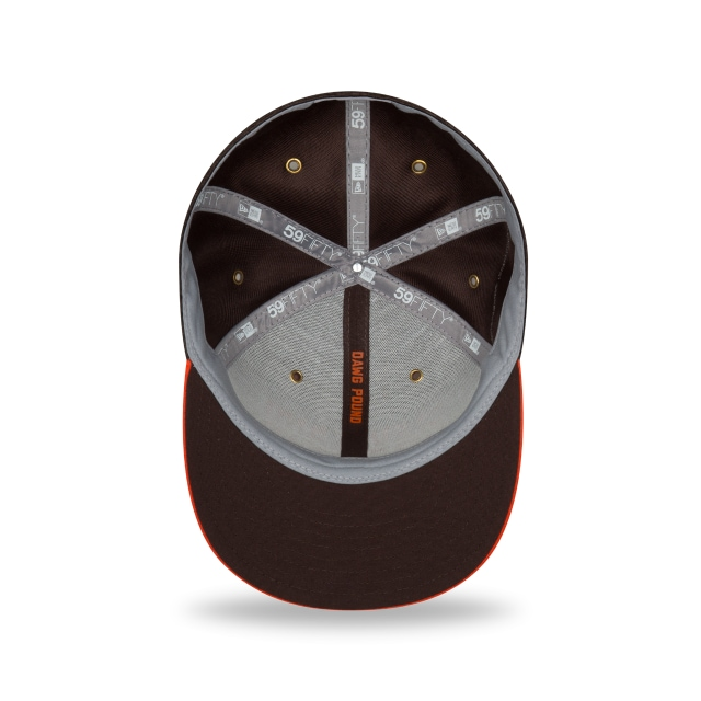 Cleveland Browns Nfl Sideline Defend 2018  59fifty Cerrada | Cleveland Browns Caps | New Era Cap