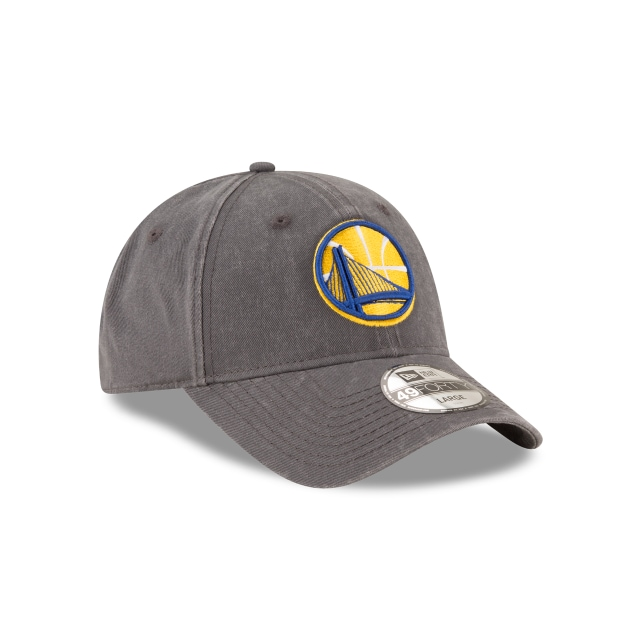 Golden State Warriors Core Fit 49FORTY Cerrada | Gorras de Golden State Warriors | New Era México