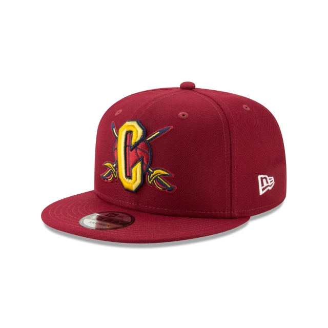 Cleveland Cavaliers NBA Back HaLF 2019  9FIFTY Snapback | Gorras de Cleveland Cavaliers | New Era México