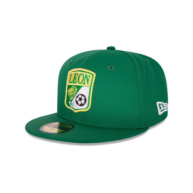 Club León Basics  59fifty Cerrada | New Era Cap