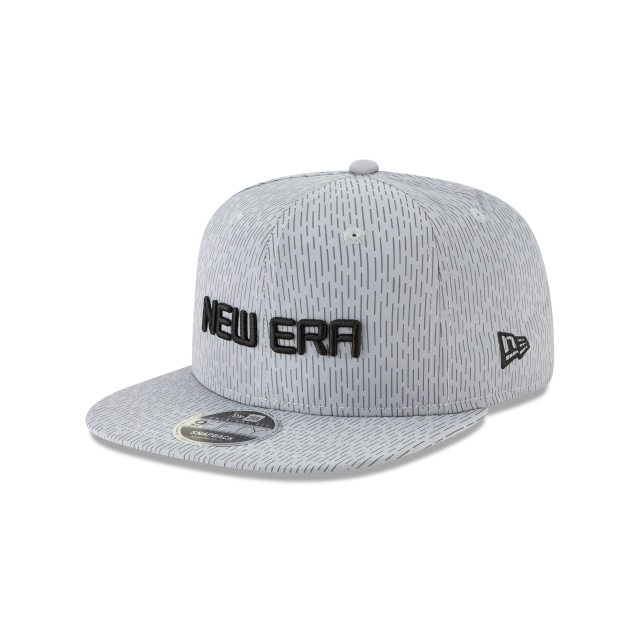 New Era Rain Camo Gris Y Negro 9fifty Of Snapback | New Era Cap