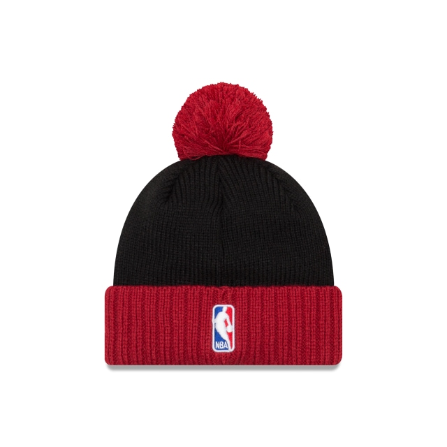 Miami Heat Nba Draft 2018 Knit | Miami Heat Caps | New Era Cap