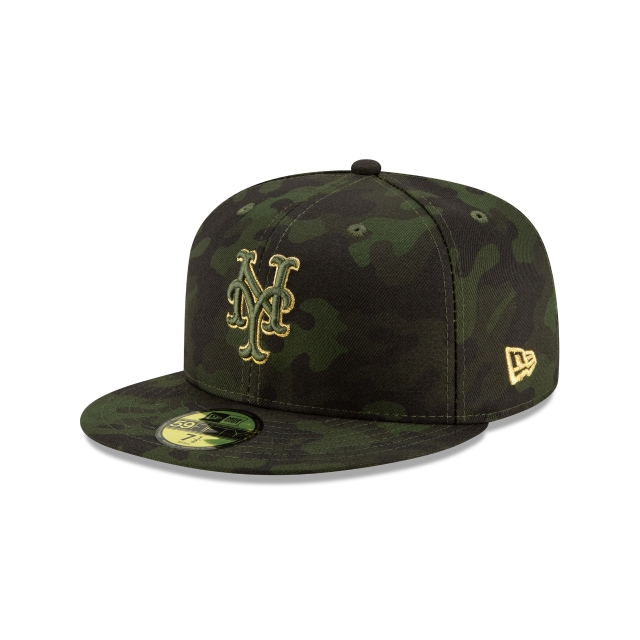 New York Mets Mlb Armed Forces Day 2019  59fifty Cerrada | New Era Cap