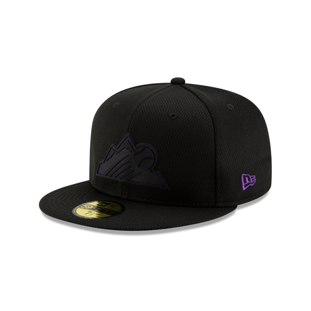 Colorado Rockies Clubhouse 2019  59fifty Cerrada | New Era Cap