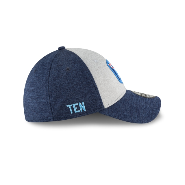 Tennessee Titans Nfl Sideline Attack 39thirty Elástica | Tennessee Titans Caps | New Era Cap