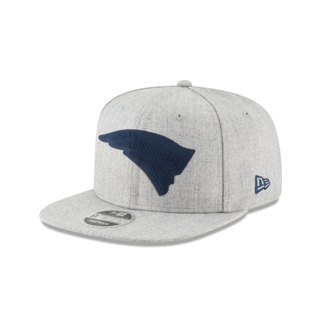 New England Patriots Heather Team  9FIFTY OF Snapback | Gorras de New England Patriots | New Era México