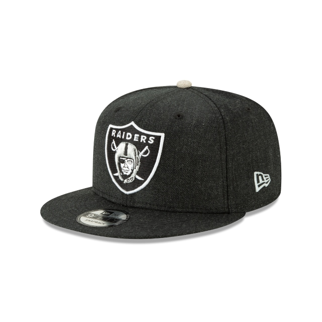 Gorra De Oakland Raiders Heather Hype  9fifty Snapback | New Era Cap
