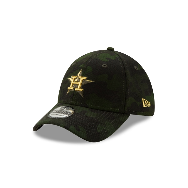 Houston Astros Mlb Armed Forces Day 2019  39thirty Elástica | Houston Astros Caps | New Era Cap
