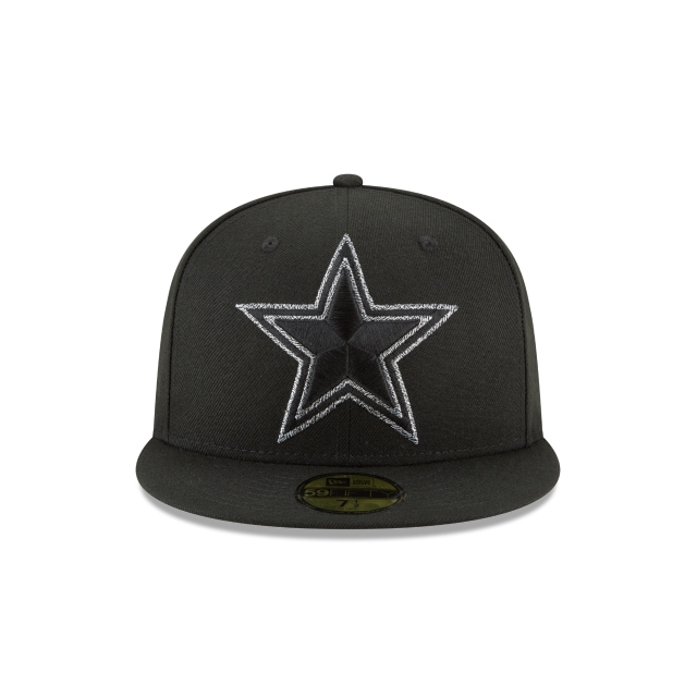 Dallas Cowboys Squad Twist  59fifty Cerrada | Dallas Cowboys Caps | New Era Cap