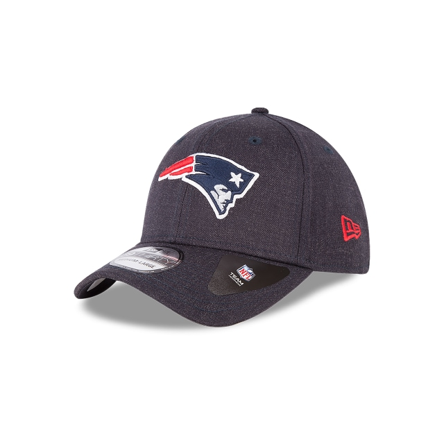 New England Patriots Heather Team  39thirty Elástica | New Era Cap