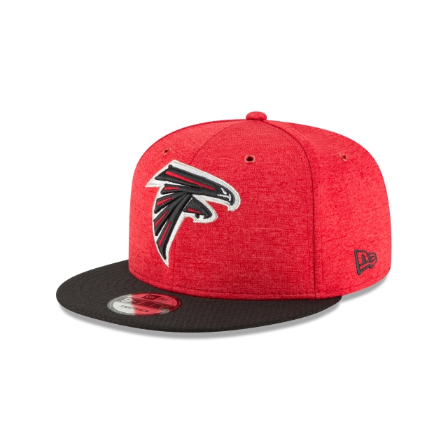Atlanta Falcons Nfl Sideline Defend 2018 9fifty Snapback | Atlanta Falcons Caps | New Era Cap