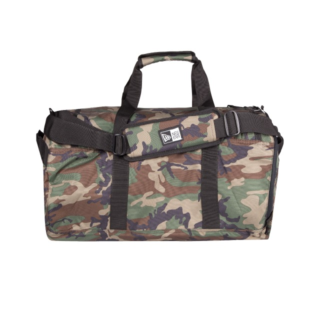 New Era  Camo  Duffel | Camo | New Era México