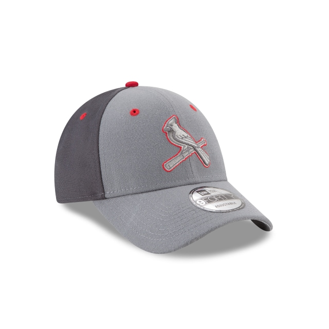 St. Louis Cardinals The League Pop  9FORTY Strapback | Gorras de Saint Louis Cardinals | New Era México