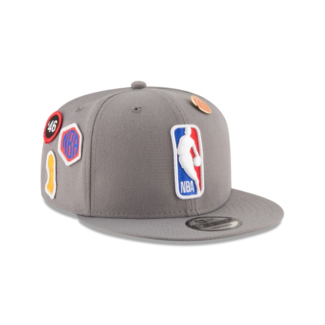 Logo Nba Draft 2018 9fifty Snapback | Nba18 Draft 950 Stg Caps | New Era Cap