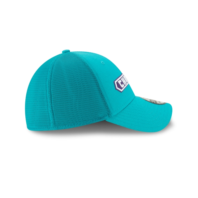 Logo Nba All Star Game 2019  39thirty Elástica | Nba Asg 3930 Teal Caps | New Era Cap