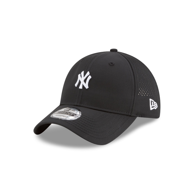 New York Yankees Micro Perf  9twenty Strapback | New York Yankees Caps | New Era Cap