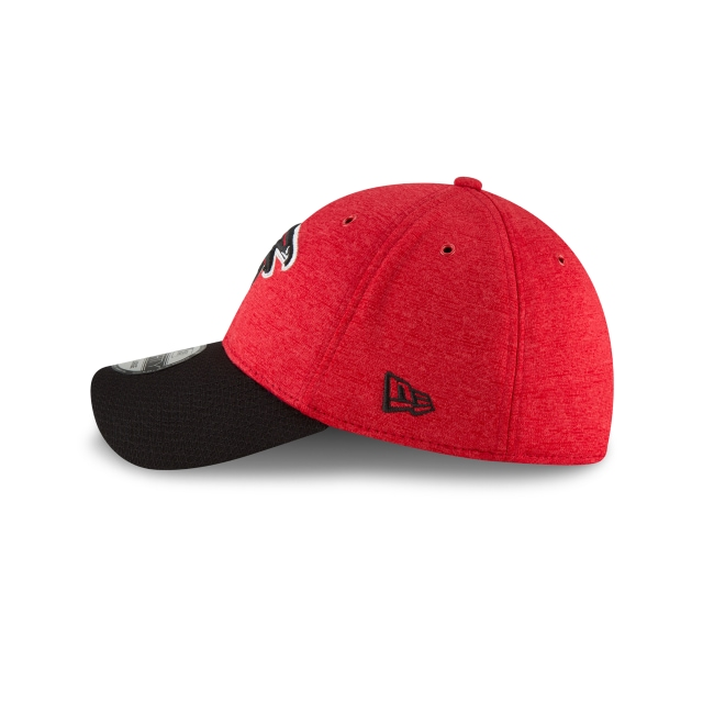 Atlanta Falcons NFL Sideline Defend 2018  39THIRTY Elástica | Gorras de Atlanta Falcons | New Era México