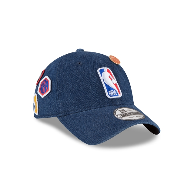 Logo Nba Draft 2018 9twenty Strapback | Nba18 Draft 920 Xbl Caps | New Era Cap