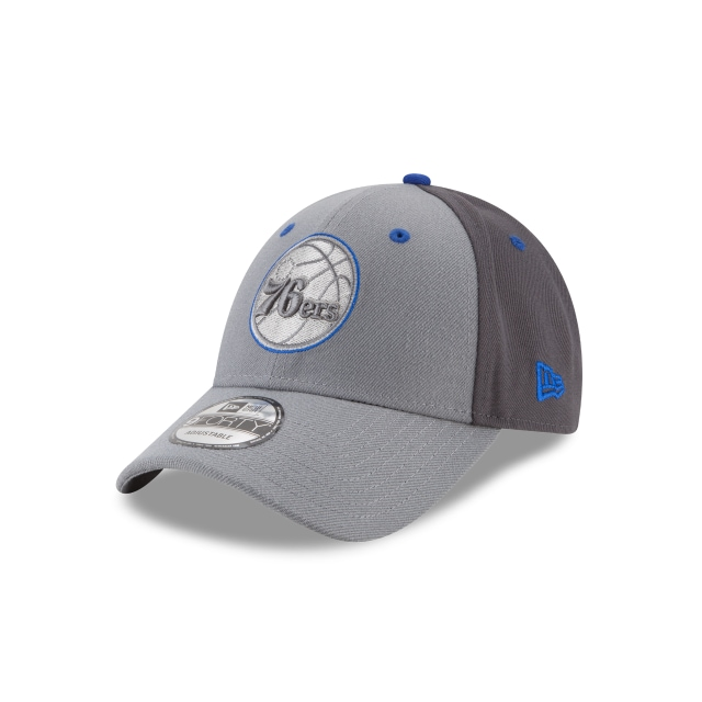 Philadelphia 76ers The League  9forty Strapback | Philadelphia Sixers Caps | New Era Cap