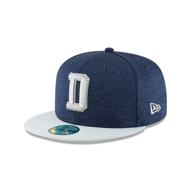 Dallas Cowboys NFL Sideline Defend 2018  59FIFTY Cerrada | Gorras de Dallas Cowboys | New Era México