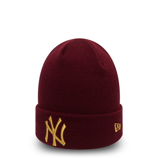 New York Yankees Essential Mujer Knit | Gorras de Ny Yankees | New Era México