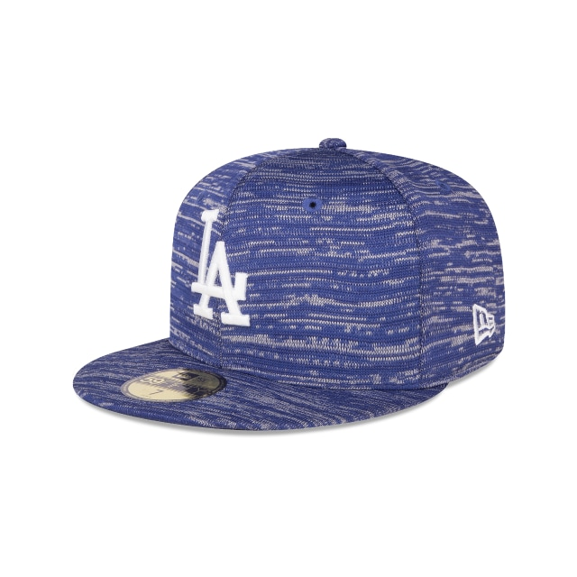 Los Angeles Dodgers Engineered Fit  59fifty Cerrada | New Era Cap