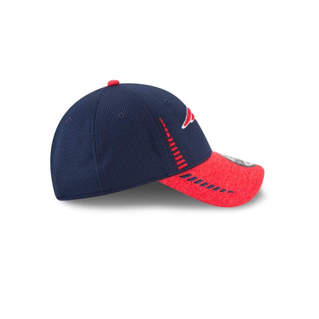 New England Patriots Speed Tech 9forty Strapback | New England Patriots Caps | New Era Cap