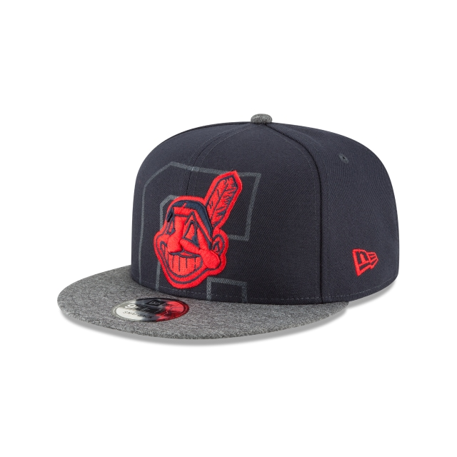 Cleveland Indians Stadium Collection 9fifty Of Snapback | Cleveland Indians Caps | New Era Cap