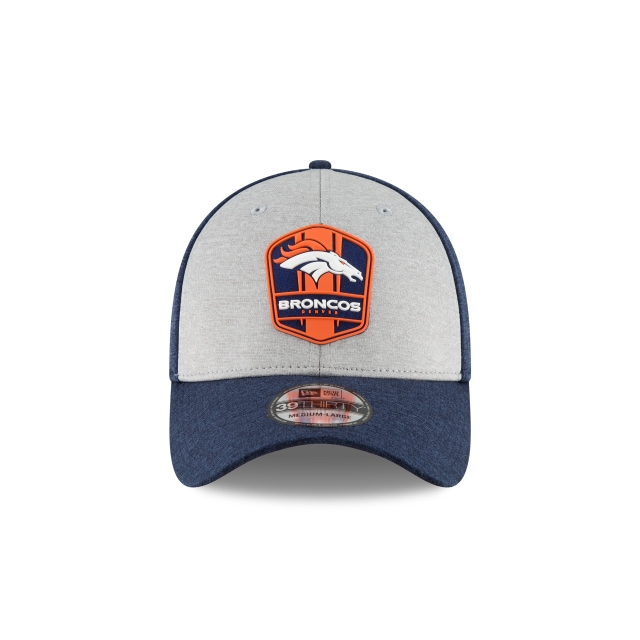 Denver Broncos Nfl Sideline Attack 39thirty Elástica | Denver Broncos Caps | New Era Cap