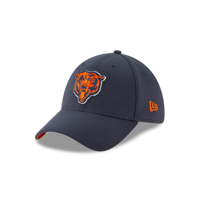 Gorra De Chicago Bears Nfl Draft 2019  39thirty Elástica | New Era Cap