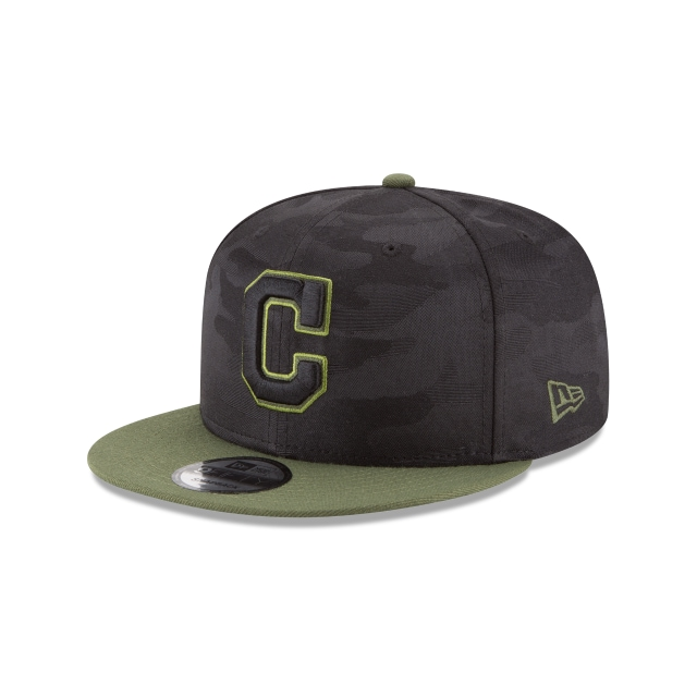 Cleveland Indians Memorial Day  9fifty Snapback | New Era Cap