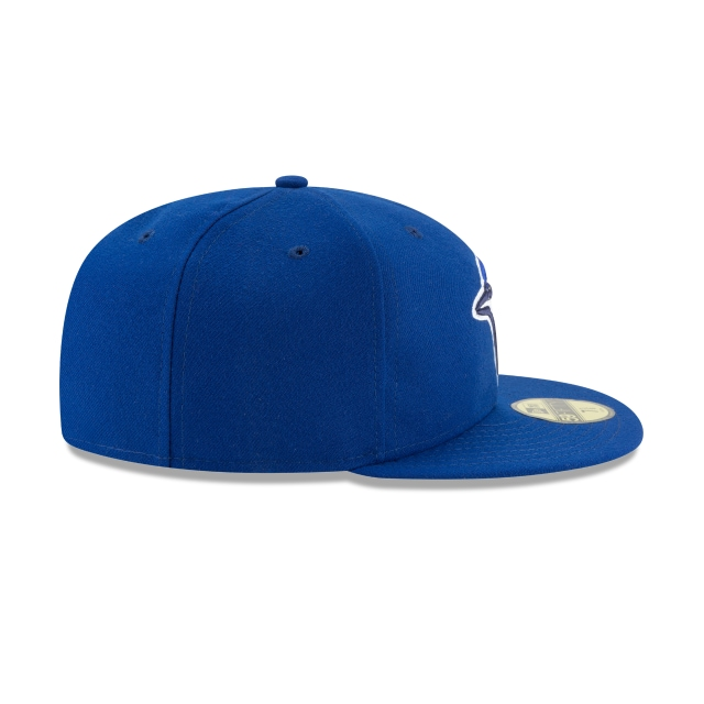 Toronto Blue Jays Authentic Collection  59fifty Cerrada | Toronto Blue Jays Caps | New Era Cap