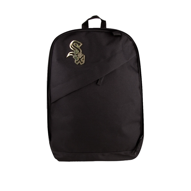 Chicago White Sox Black Out  Backpack | Chicago White Sox Caps | New Era Cap