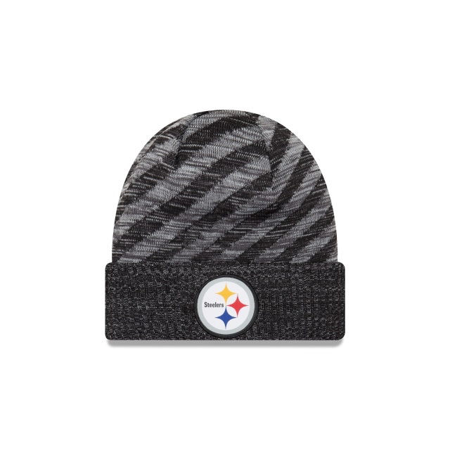 Pittsburgh Steelers NFL Cold Weather 2018  Knit | Gorras de Pittsburgh Steelers | New Era México