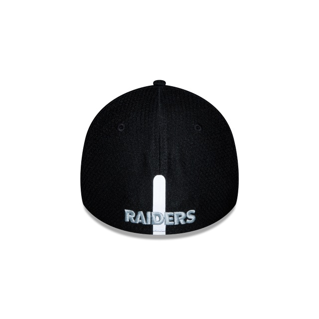 Oakland Raiders Nfl Training 2018  39thirty Elástica | Oakland Raiders Caps | New Era Cap