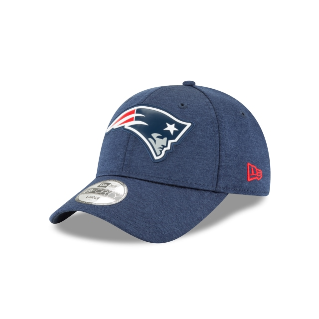 New England Patriots Beveled Tech 49forty Cerrada | New Era Cap