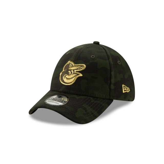 Baltimore Orioles Mlb Armed Forces Day 2019  39thirty Elástica | New Era Cap