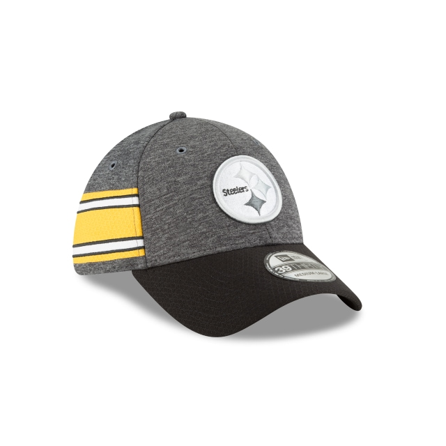 Pittsburgh Steelers Nfl Sideline Defend 2018  39thirty Elástica | Pittsburgh Steelers Caps | New Era Cap