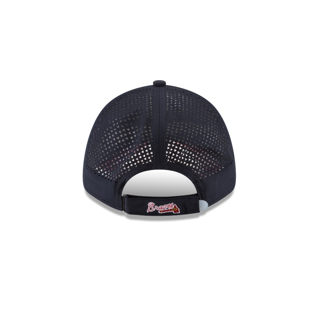 Atlanta Braves Perf Pivot  9FORTY Strapback | Gorras de Atlanta Braves | New Era México