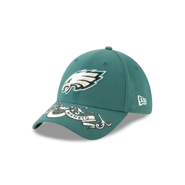 Gorra de Philadelphia Eagles NFL Draft 2019  39THIRTY Elástica | Gorras de Philadelphia Eagles | New Era México