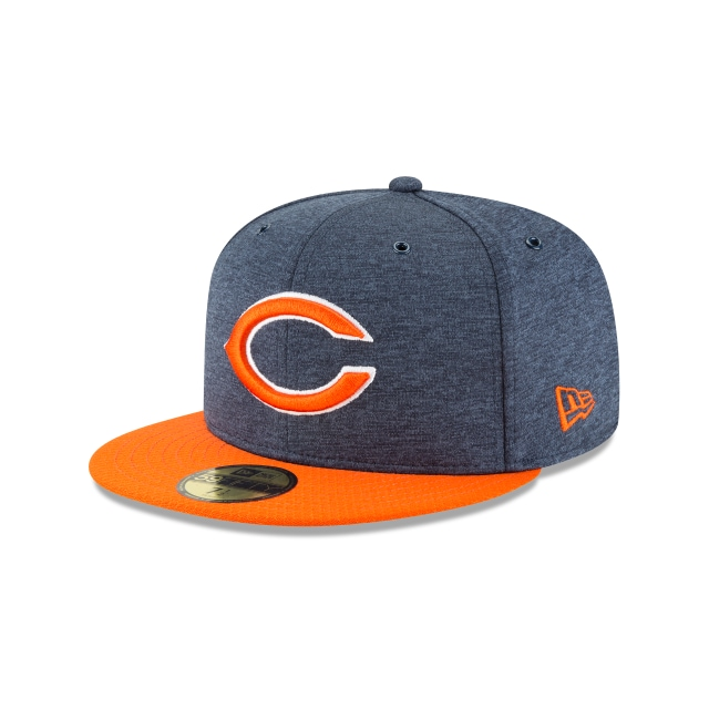Chicago Bears Nfl Sideline Defend 2018  59fifty Cerrada | New Era Cap