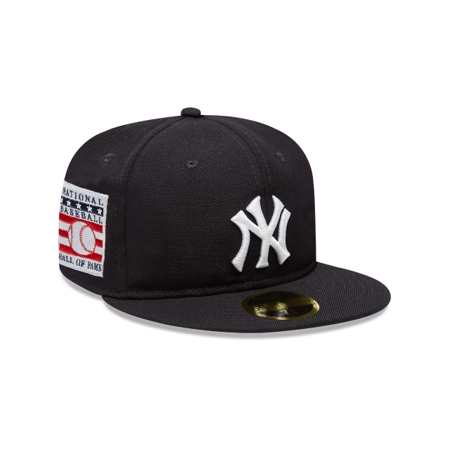 Gorra De New York Yankees Hall Of Fame Yogi Berra  59fifty Rc Cerrada | New Era Cap